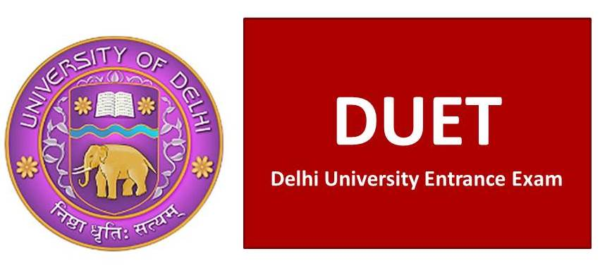DUET - Delhi University Entrance Exam