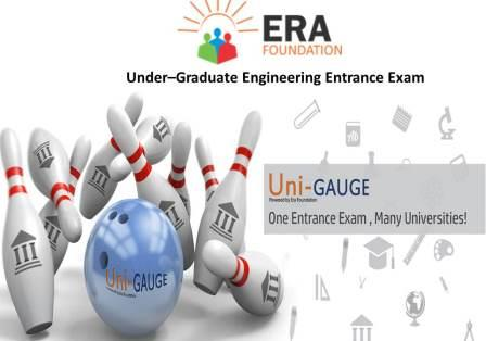 UNI GAUGE - Under–Graduate Engineering Entrance Exam