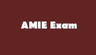 AMIE - Associate Membership Of Institute Of Engineers Exam