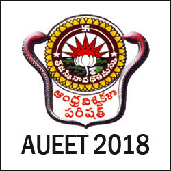 AUEET - Andhra University Engineering Entrance Test