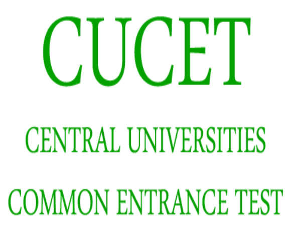 CUCET - Central Universities Common Entrance Test