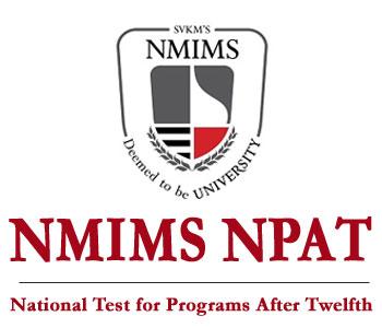 NMIMS NPAT - NMIMS University NPAT