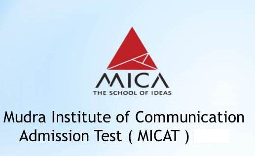 MICAT - Mudra Institute Of Communication Admission Test