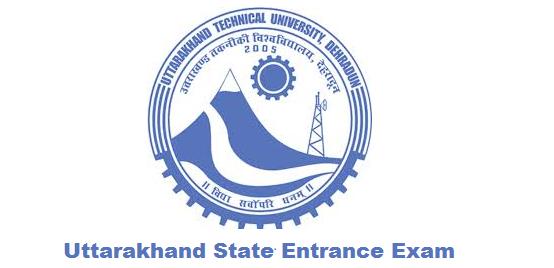 UKSEE - Uttarkhand State Entrance Examination