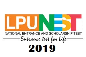LPU NEST 2019 - LPU National Entrance And Scholarship Test