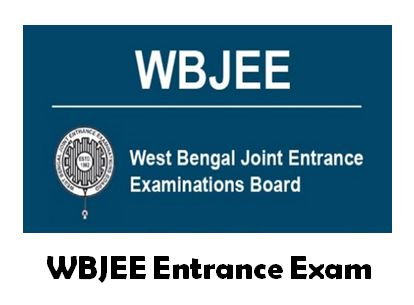 WBJEE - West Bengal Joint Entrance Examination