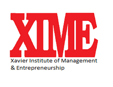 XIME BANGALORE -  Xavier Institute Of Management
