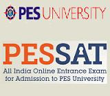 PESSAT - PES University Aptitude Test