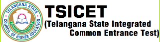 TSICET - Telengana State Common Entrance Test