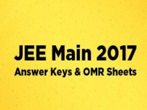 Last Date to Check JEE Main 2017 Exam Answer keys till April 22nd