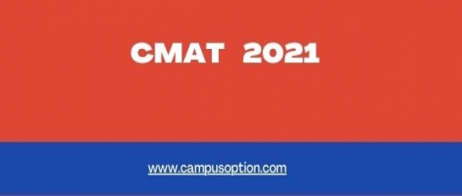 CMAT 2021: Application for correction window is open till Feb 2