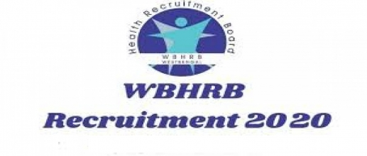 WBHRB Recruitment 2020: Extended the last Date to submit application form till 31st July