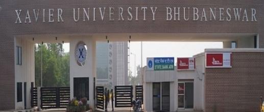 Xavier University 2021 Selection & Cut Off criteria