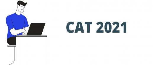 Exam dates for CAT 2021