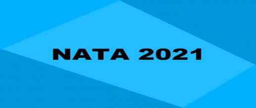 NATA 2021 Registrations 2021