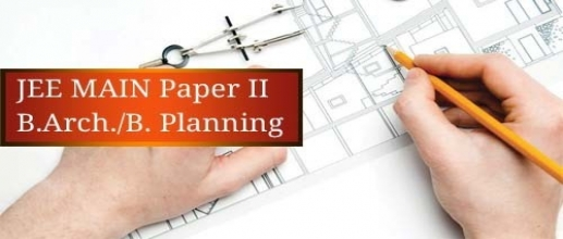 JEE Main 2020 B.Arch. and B. Planning Paper Pattern