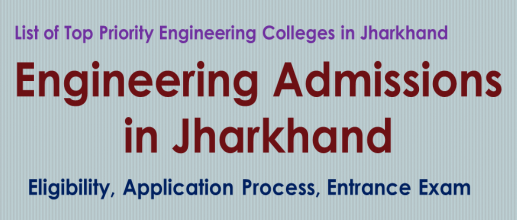 Engineering Admissions in Jharkhand