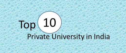 Highest Rated Top 10 Private Universities in India