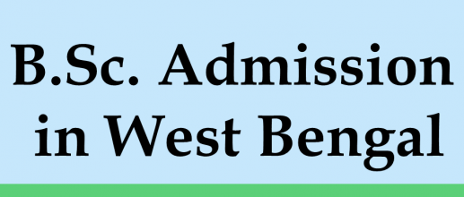 B.Sc. Admission in West Bengal