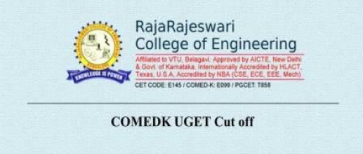Rajarajeswari College of Engineering COMEDK UGET Cut off