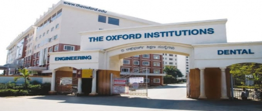 Oxford College of Engineering KCET Cut off