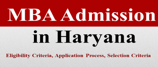 MBA Admission in Haryana