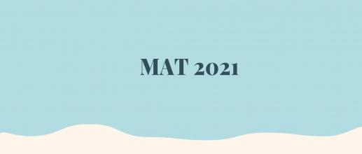 MAT 2021 September Session