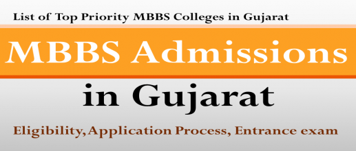 MBBS Admissions in Gujarat