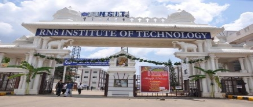 RNS Institute of Technology COMEDK Cut off
