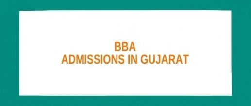 BBA Admissions in Gujarat
