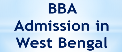 BBA Admission in West Bengal
