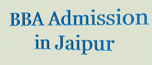 BBA Admission in Jaipur