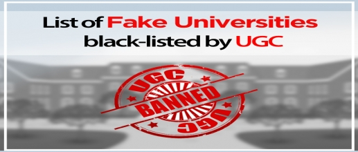 List of Fake University 2018 in India by UGC