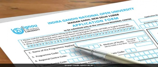 IGNOU December TEE Registration Date Extended