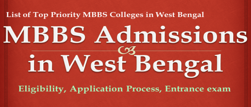 MBBS Admissions in West Bengal