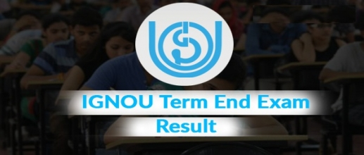 IGNOU Term End Results Early Release