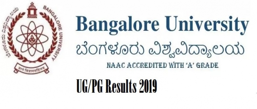 Bangalore University UG/PG Results Released