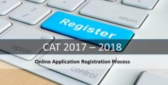 CAT 2018-2019 Online Application Registration Process