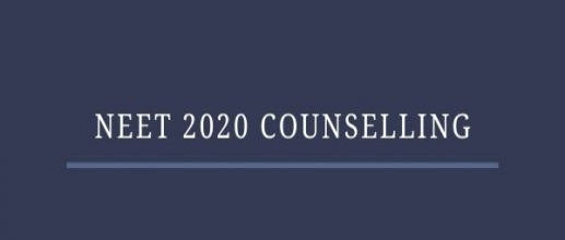 NEET 2020 Counselling: Registration for Round-2 Begins