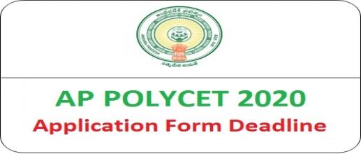 AP-POLYCET 2020 Application Deadline Extend till July 21
