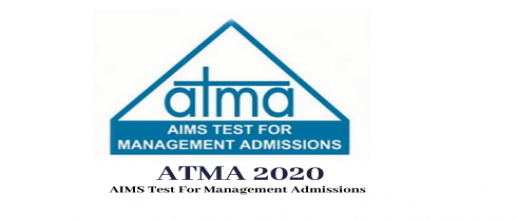 ATMA 2020 May Session Preponed - Examination to be conducted on 1st July