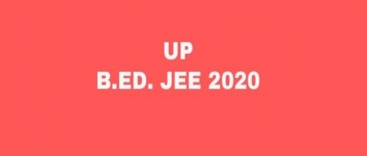 UP B.Ed. JEE 2020: Counselling Process Begins