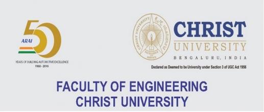 Christ University B.Tech Admissions 2019