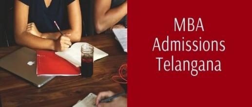 MBA Admissions Telangana