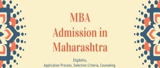 MBA Admission in Maharashtra