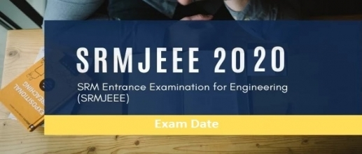 SRMJEEE 2020 Entrance Exam Cancelled