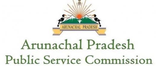 Arunachal Pradesh PSC Junior Specialist Recruitment 2020