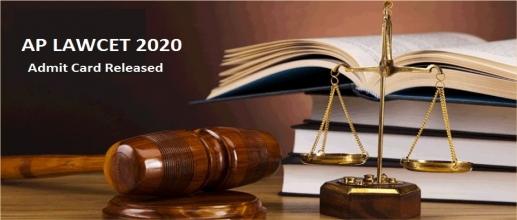 AP LAWCET 2020: Admit Card Released