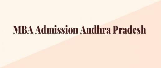 MBA Admission Andhra Pradesh