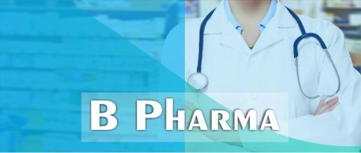B. Pharma Admission in India